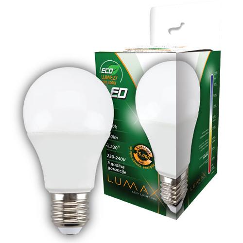 ECO LED sijalica 9W 3000