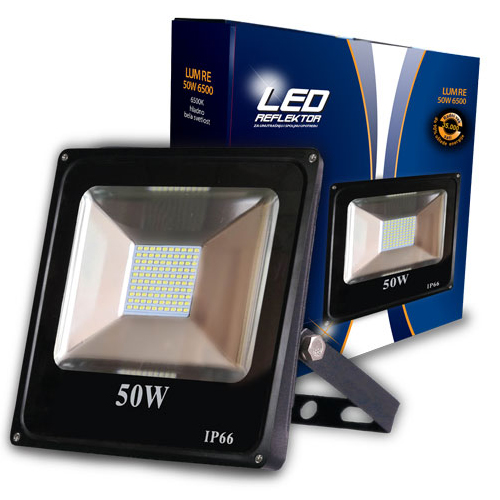 LED reflektori 50W 6500