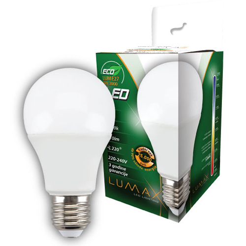 ECO LED sijalica 9W 3000
