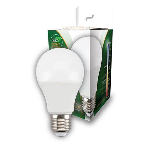 ECO LED sijalica E27 12W 6500