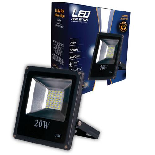 LED reflektori 20W