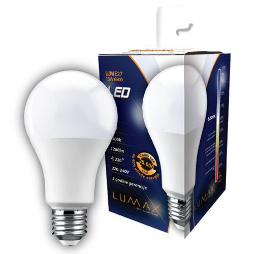 LED sijalica 13W 6500