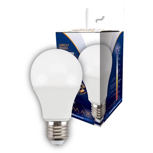 LED sijalica E27 9W 4000